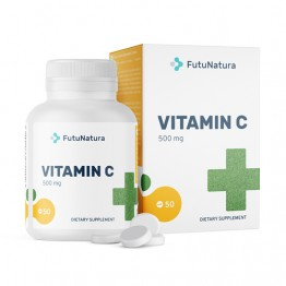 Vitamin C 500 mg, 50 Tabletten