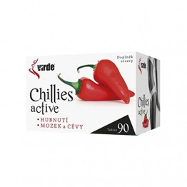 Chili Active, 90 Tabletten